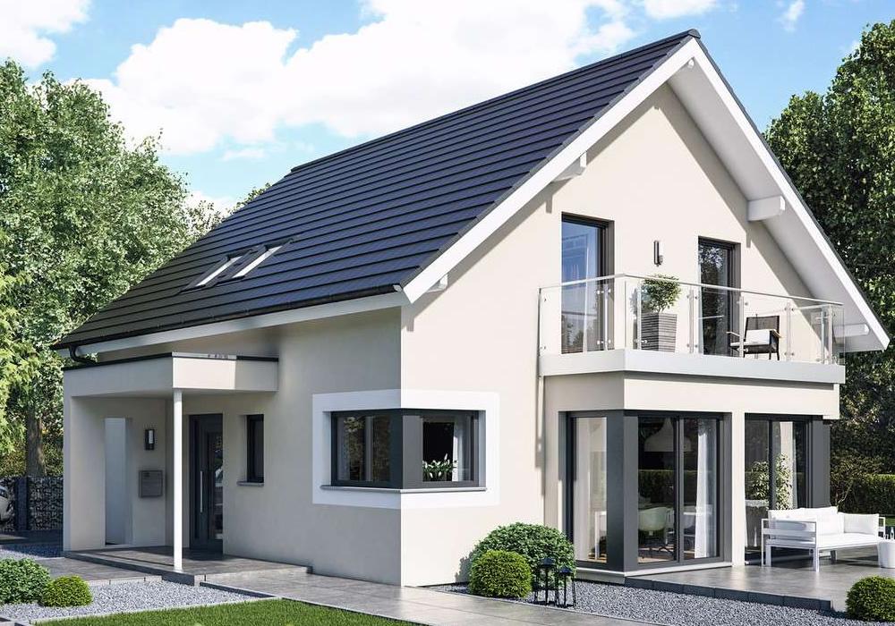 Holzhaus Jurablick 161