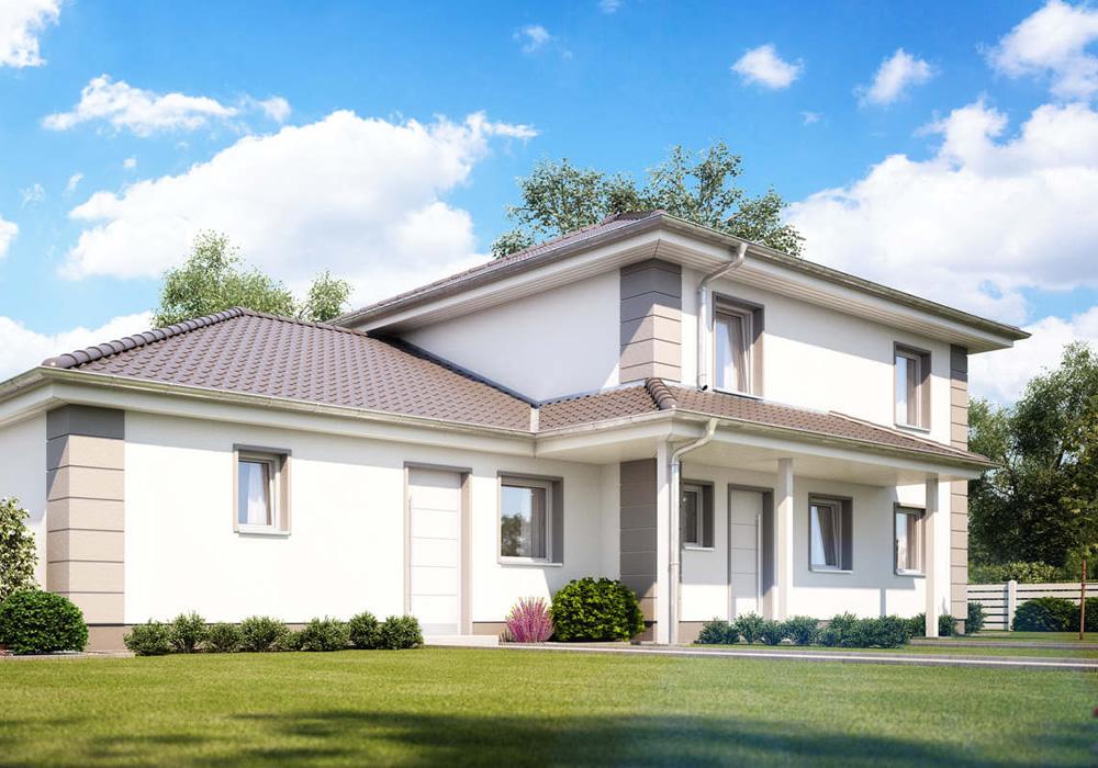Zweifamilienhaus Generation 190