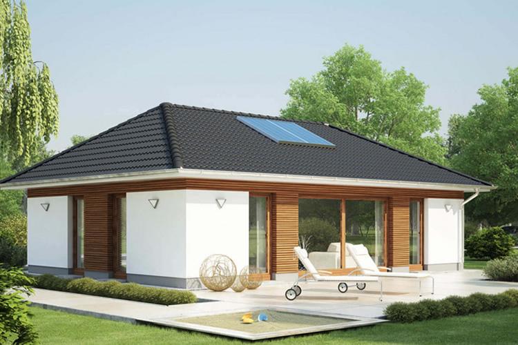 Individuelle Modul-Häuser